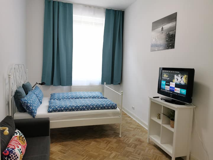 2 Zimmer-Wohnung in zentraler Lage