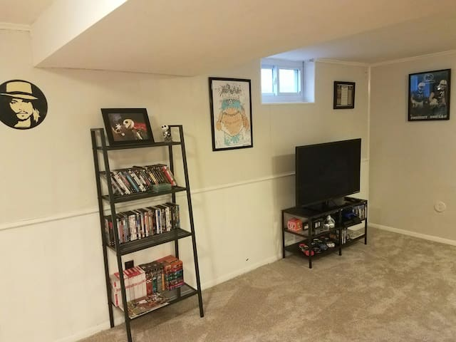 Comfy 2 bedroom w/ sleeper sofa in living room - Hopkins - Pis