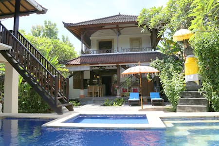 Luxury villa with pool in Bali - Buleleng - Villa
