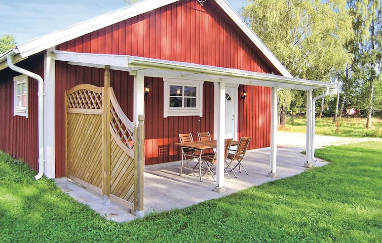 Holiday cottage with 1 bedroom on 30m² in Vittaryd
