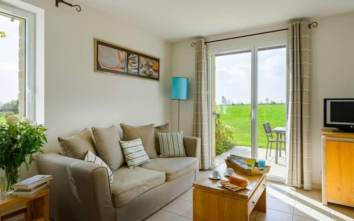 Appartement Confortable et Lumineux Avec TV | Endroit Super + Accès Sauna