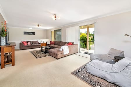 Gorgeous home near beach / nature - Boondall