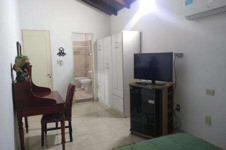 Suite amplia y privada. Hostería