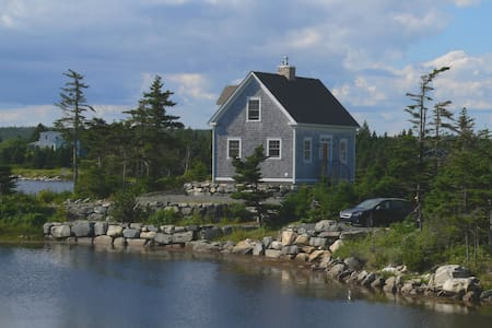 Post & Beam Oceanfront Cottage - Musquodoboit Harbour