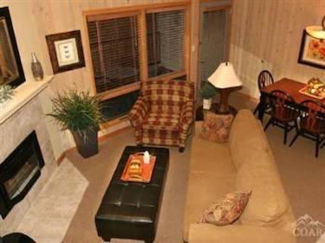Condo Romantic Get Away on Century Drive - Bend - Apto. en complejo residencial