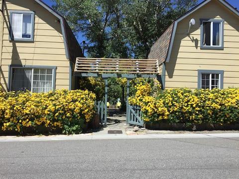 The Haven in beautiful June Lake, CA.  Studio #6