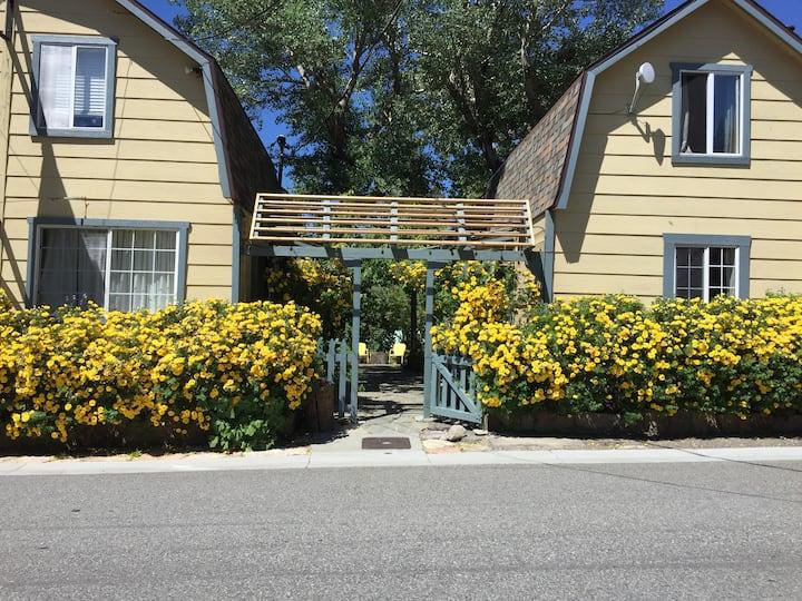 Studio #6, The Haven In Beautiful June Lake, CA