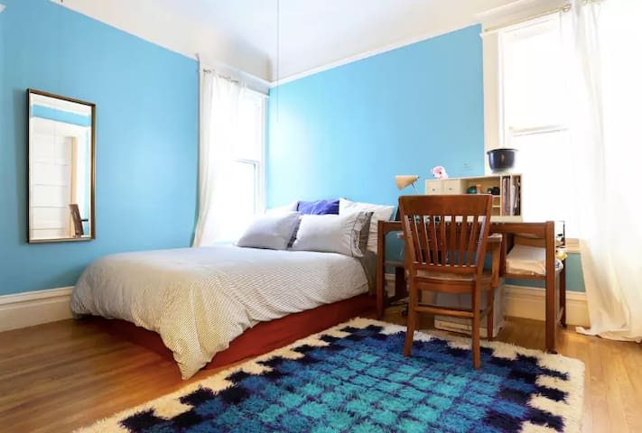Stay in Super Sweet Cole Valley/Haight Apartment - San Francisco - Apartment