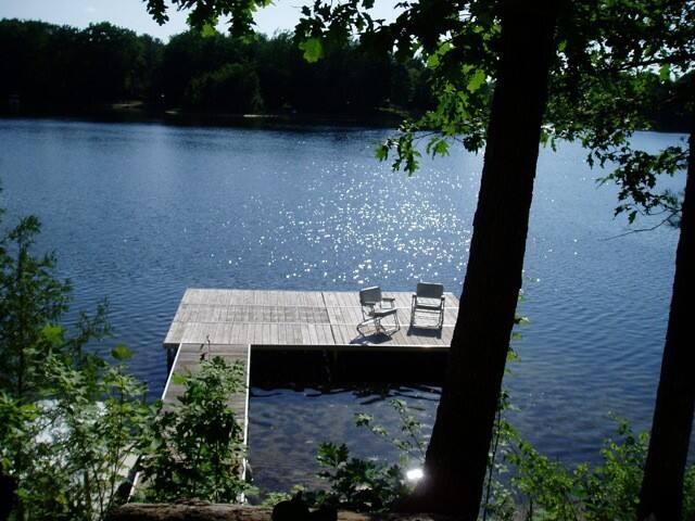Chandler Lake Lodge - Traverse City - House