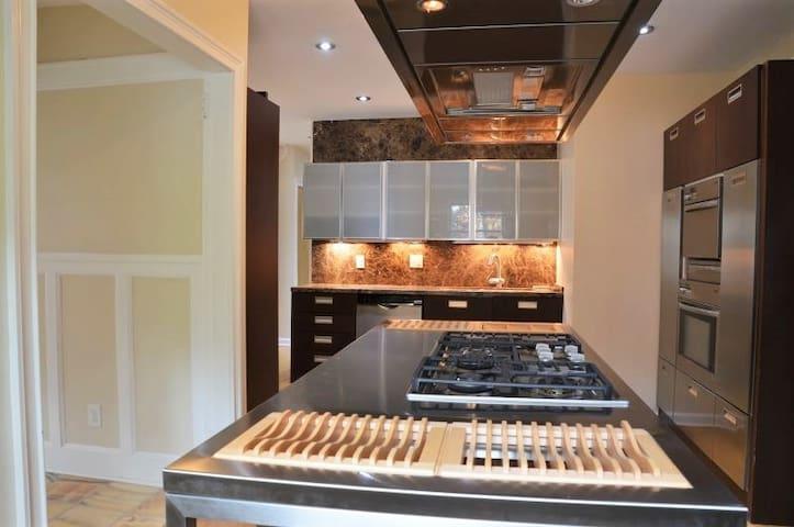 Modern Comfort & Eco-Designed 4 BR Home