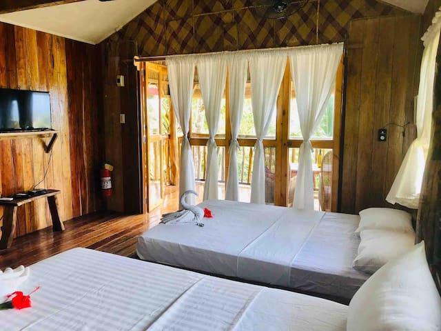 WBF  -  Honeymoon Suite Room  w/ Ocean view room