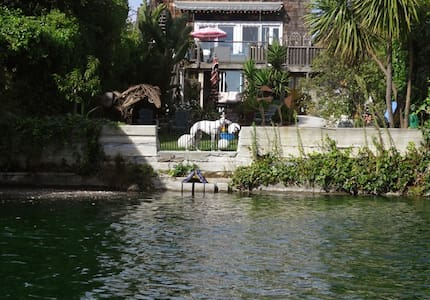 Lagoon Front Living in SF Bay Area - Alameda