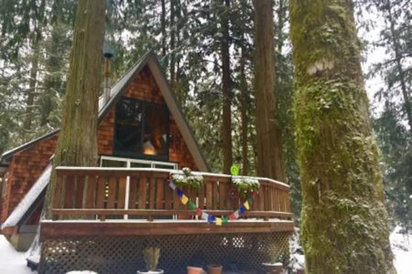 HayneShire - Cabins for Rent in Mount Hood Village, Oregon, United ...