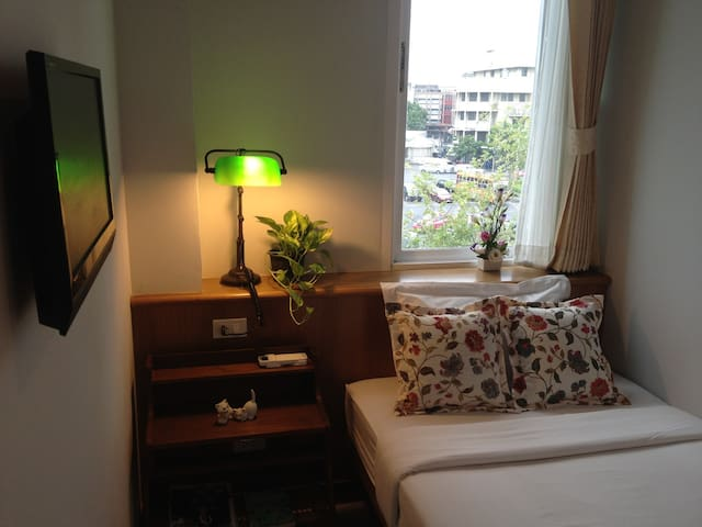 Private Single Room 2 - Bangkok - Bed & Breakfast