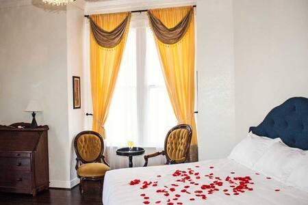 Venetian Room (Schaefer Guest Haus)--near Strand