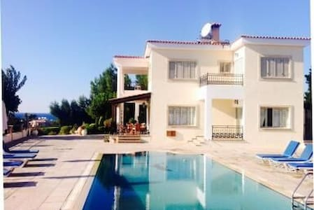 VILLA DEMETRA (WI-FI, BBQ, PRIVATE SWIMMING POOL) - Argaka
