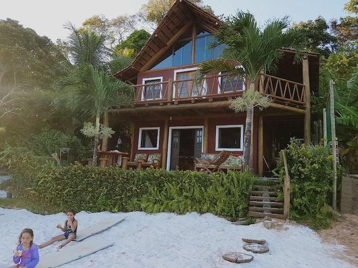 Casa na Praia do Forte - Lagoa do Árua