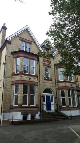 Grade II listed Edwardian Villa