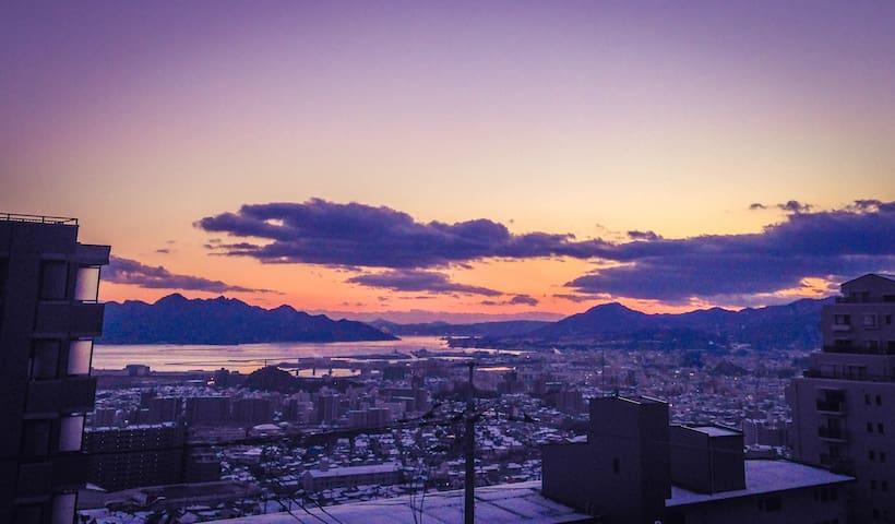 アットホームな家庭へ - Hiroshima-shi - Appartement