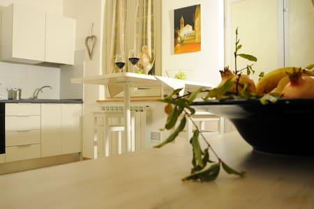 """Appartamento """"Le Rose"""" dell' Opificio De'Frati - Spoleto - Chalet"""