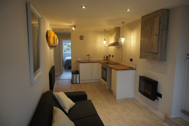 The Port Hole - Braunton - Apartment