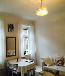 Beatiful apt at Sofo, Sodermalm - Stockholm - Appartement