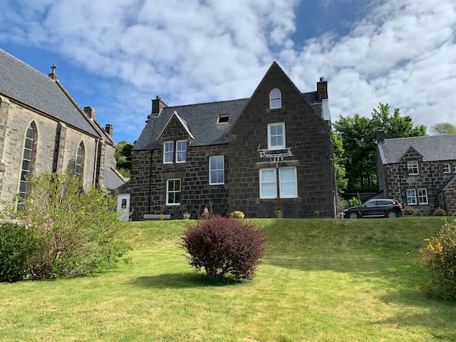 Victorian Chapel House