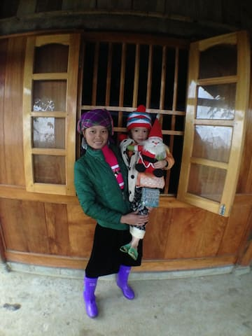 Zizi & Mekhoo Sapa Homestay - VN - Bed & Breakfast