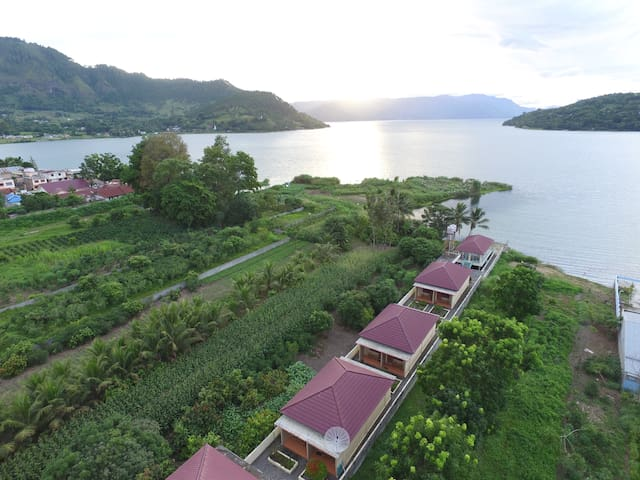 Villa Marsaulina - Suasana Alam - Muara - Villa