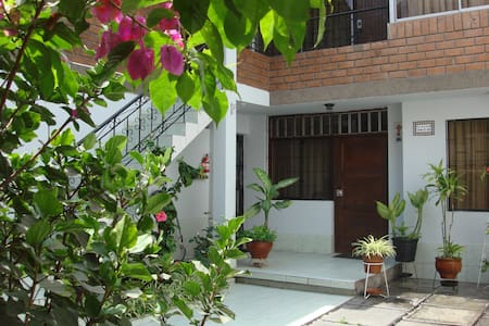 Nice apartment sorrounded by parks - San Borja - Huoneisto