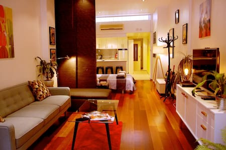 Stylish, private & central - Surry Hills