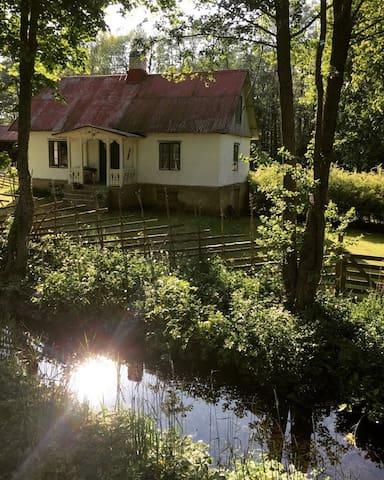 Gotlandstorp vid sjö - Tingstäde - บ้าน