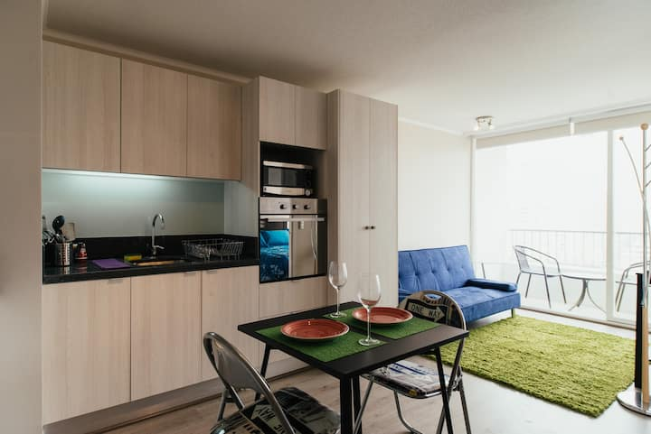 Perfect Located apartment A