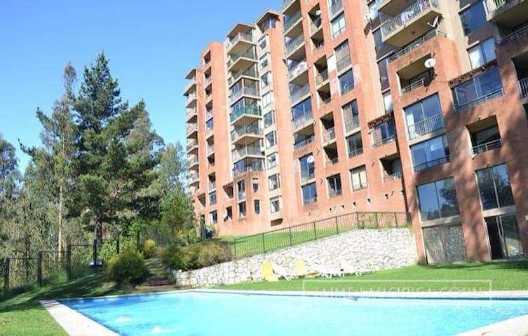 Barrio residencial , lindo entorno - San Pedro de la Paz - Apartment