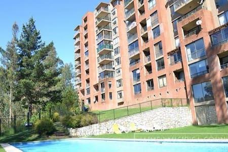 Barrio residencial , lindo entorno - Apartamento