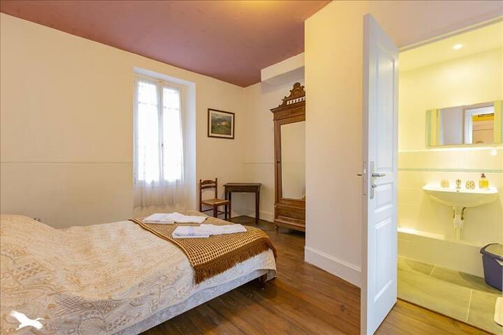 Palmiere chambre 1/2 beds for 2/3 personnes