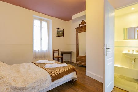 Palmiere chambre 1/2 beds for 2/3 personnes
