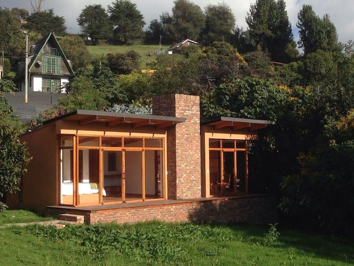 Bogotá  Cabaña campestre , Vía La Calera
