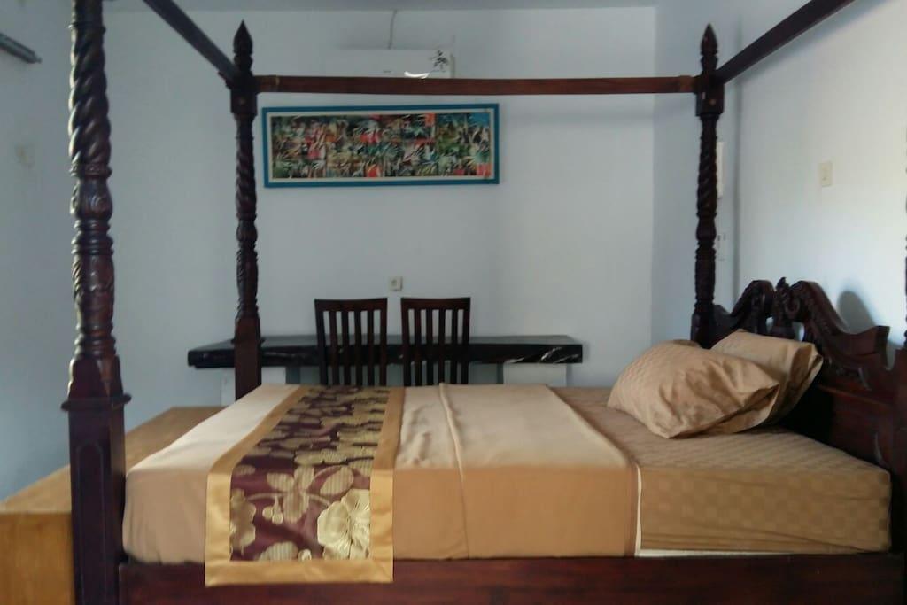 Room 1 on the ground floor