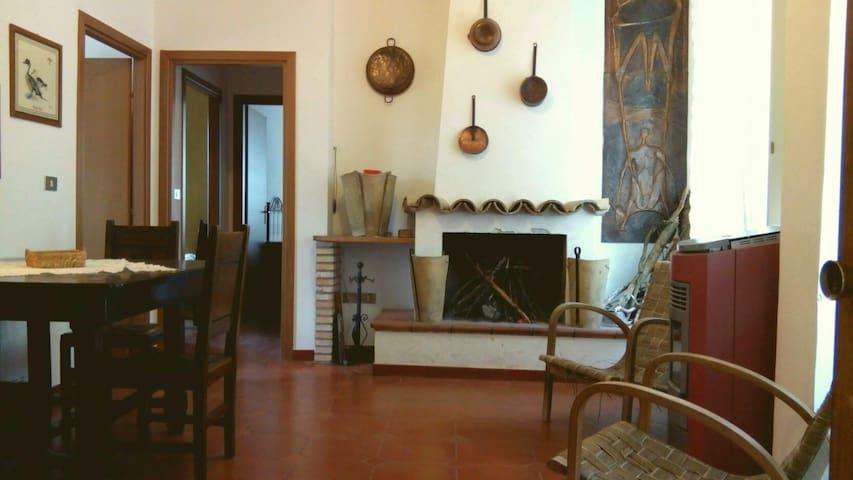 Appartamento Cuore della montagna - Ateleta - Apartemen