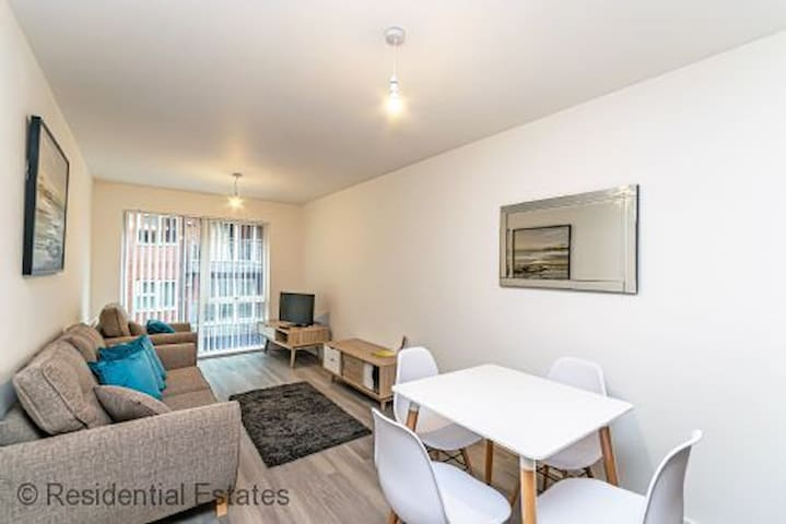 City Centre Halo House Large 2 bed