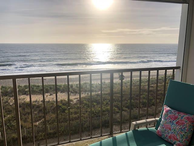 Quiet Ocean Front Retreat (Newly Updated)