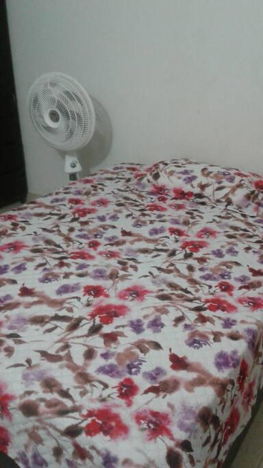 cama para dos cuerpo más somier