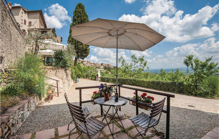 Holiday apartment with 1 bedroom on 50m² in San Gimignano SI