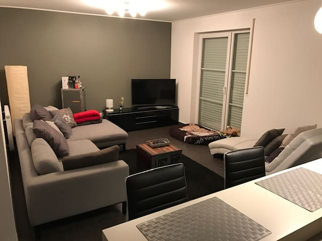 Modern Apartment /15min from Luxembourg City - Junglinster - 公寓