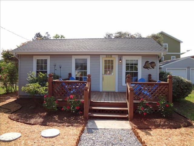 The Bungalow- Carolina Beach - Carolina Beach - Σπίτι