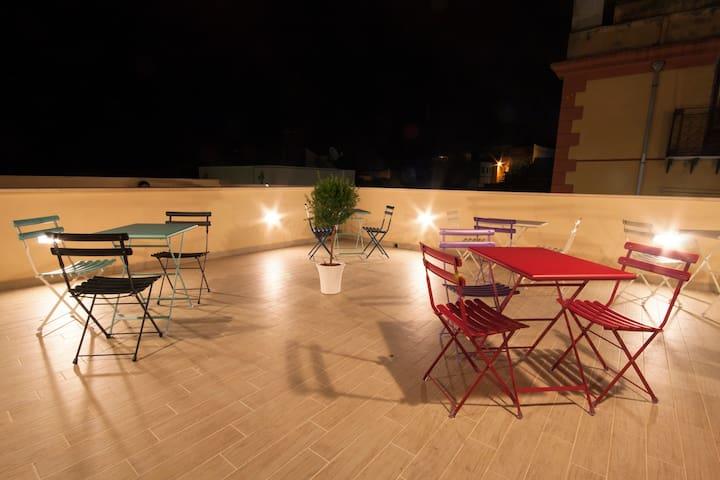 Residenza Le Zagare # Camera doppia con balcone #