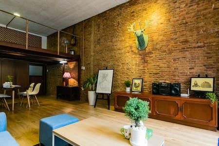 Treehouse @Ben Thanh Market - Bến Thành - Apartamento