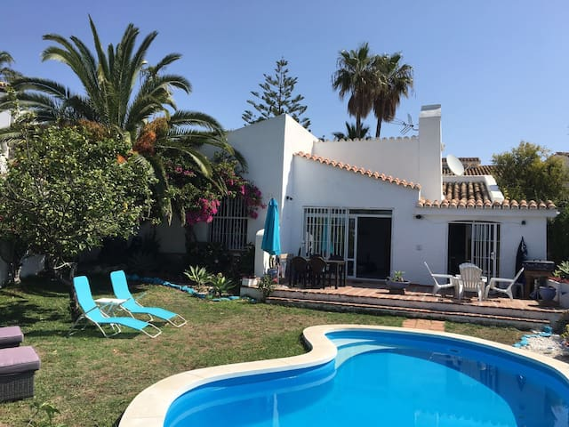 ravissante villa andalouse - Benalmadena  - วิลล่า