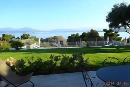 Appart F3 piscine vue mer Vignale 5 - Pietrosella